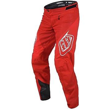 Troy Lee Designs Sprint - Pantalón Largo Hombre - Rojo 2019: Amazon.es: Coche y moto