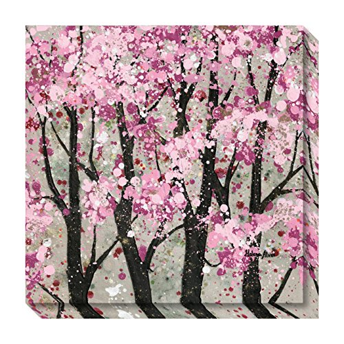Amanti Art DSW3637006 Gallery Wrap Canvas, Medium, Pink