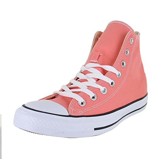 Converse Chuck Taylor All Star Seasonal Colors High Top Shoe Sunblush Men's  10.5