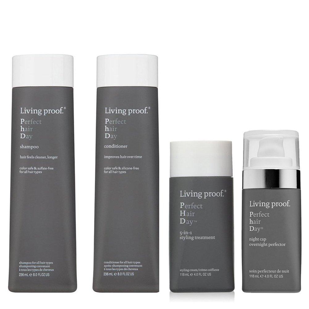 Amazoncom Living Proof Perfect Hair Day Shampoo 8 Oz Conditioner