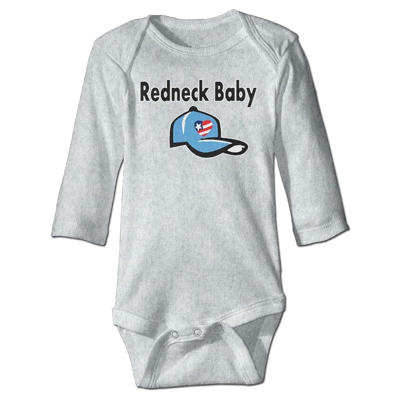Amazon CKS Redneck Baby Uni Baby Cotton Long Sleeve