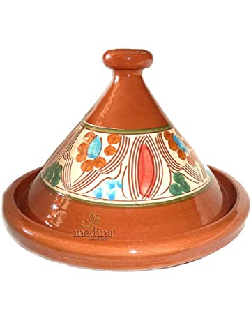 Warda, artesanal tagine marroquí Tagine - 20 CM