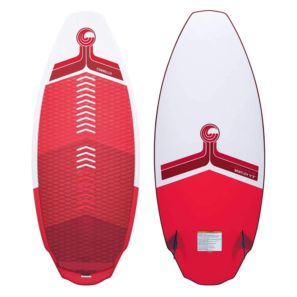 CWB Connelly Bentley Wakesurf Board 4 9 , Hybrid Shape w Twin Fins