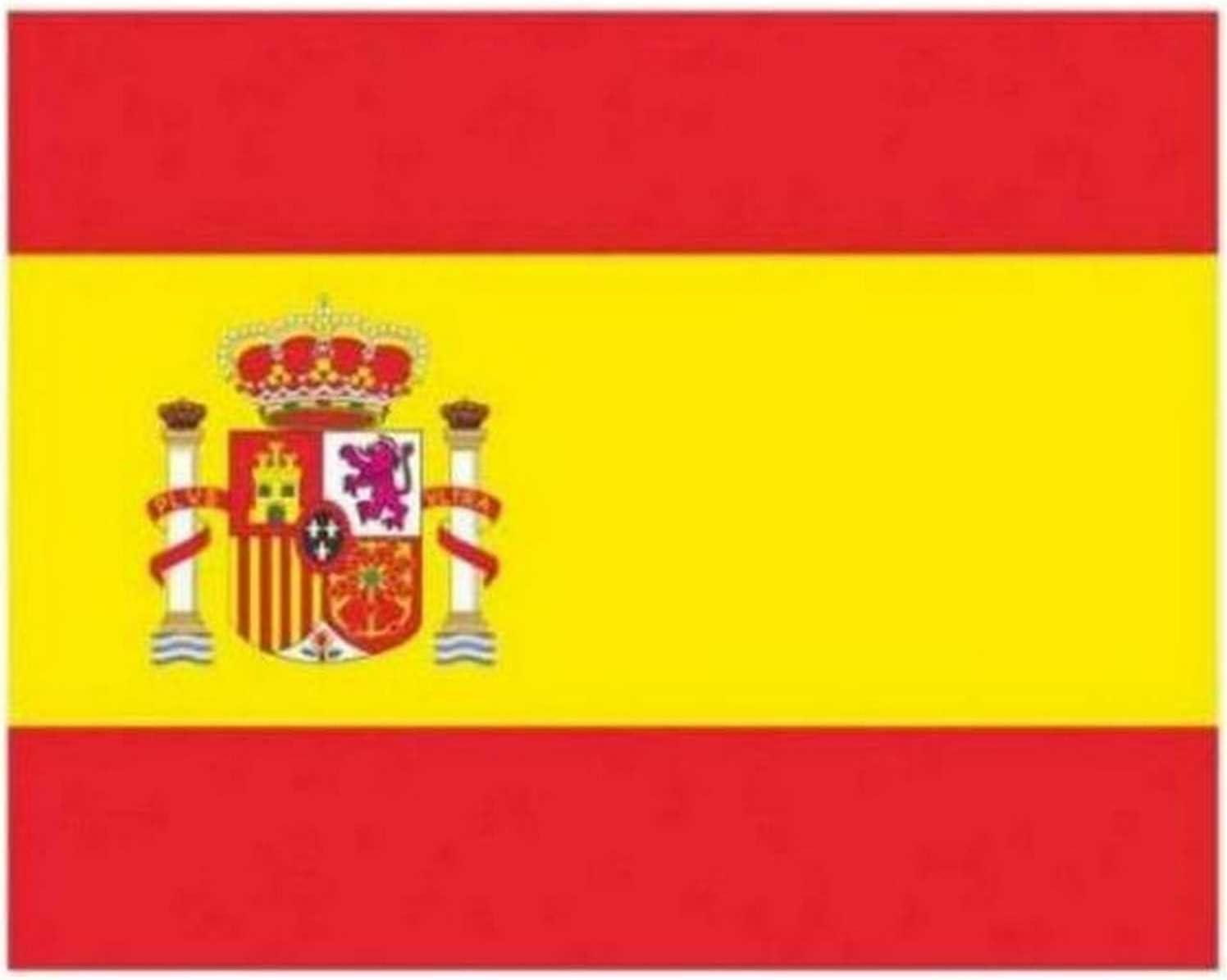 Bandera de España náutica, para barco: Amazon.es: Deportes y aire ...