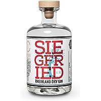 Siegfried Rheinland Dry Gin (1 x 0.5l) - vielfach mit Gold ausgezeichneter deutscher Premium Gin
