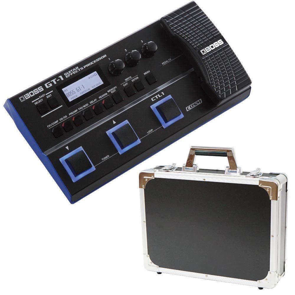 BOSS GT-1 マルチエフェクター Dicon Audio エフェクターケース付きセット   B01M1DK21Y