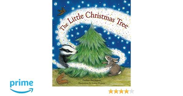 Amazon.com: The Little Christmas Tree (Colour Artwork ...