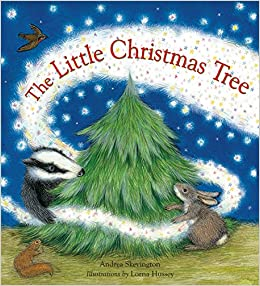The Little Christmas Tree (Colour Artwork): Amazon.co.uk: Andrea ...