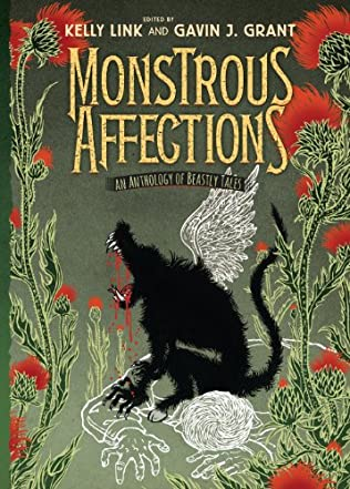 book cover of Monstrous Affections