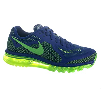 326c53c7e879d Nike Air Max 2014 621077 402 Blue Mesh Running Shoes for Men  Amazon.co.uk   Shoes   Bags