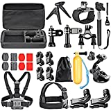 Best NEEWER Go Pro Cases - Neewer 25-In-1 Action Camera Accessory Kit for GoPro Review