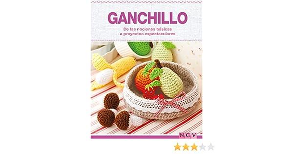 Ganchillo - De las nociones básicas a proyectos espectaculares: Las técnicas más importantes y más de 35 proyectos para realizar (Hecho a mano) (Spanish ...