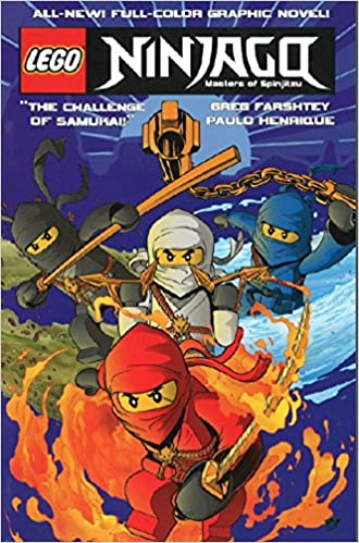 Lego Ninjago: The Challenge of Samukai Volume 1: Amazon.es ...