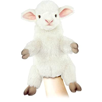 Hansa Lamb Puppet, Lamb Chop: Toys & Games