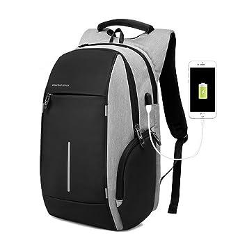 29df9a9985fb7 Cornasee Business Laptop Tasche Rucksack 15.6 Zoll für Damen   Herren  Wasserdicht Tagesrucksack Schulrucksack College-