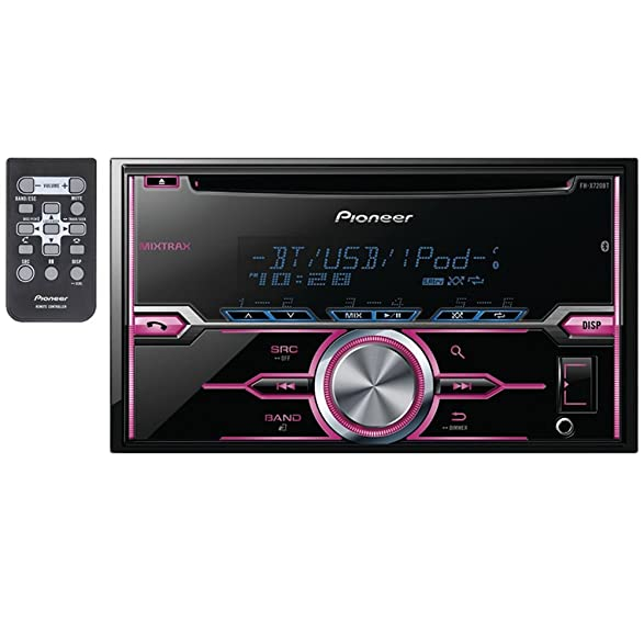 61bhEA2FueL._SY587_ amazon com pioneer fh x720bt 2 din cd receiver with mixtrax and  at alyssarenee.co