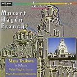 Mozart / Haydn / Franck: Maya Traikova in Bulgaria