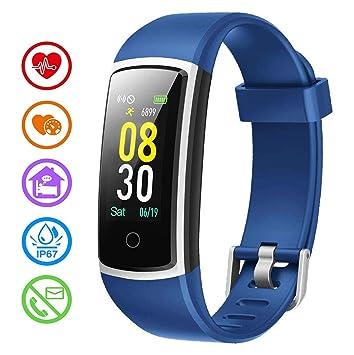 Amazon.com : QKa Fitness Wristband with Pedometer ...