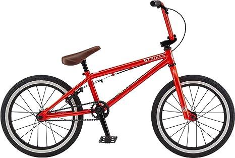 GT 2019 M Performer - Bicicleta BMX Completa, 45,7 cm, Color Rojo ...