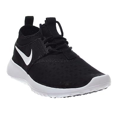 new concept ce1a3 c8105 Amazon.com   Nike Women s Juvenate White Black Running Shoe, 6 Women US    Road Running
