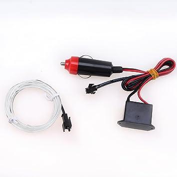 Wire.com El | Possbay El Wire Neon Beleuchtung Innenbeleuchtung 2m Mit 12v