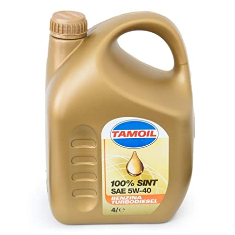 TAMOIL Aceite sintético para Motores a Gasolina y Diesel