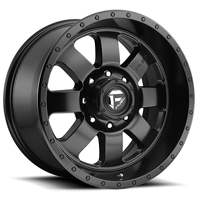 Amazon Com Fuel D626 Baja 20x9 6x135 20mm Matte Black Wheel Rim