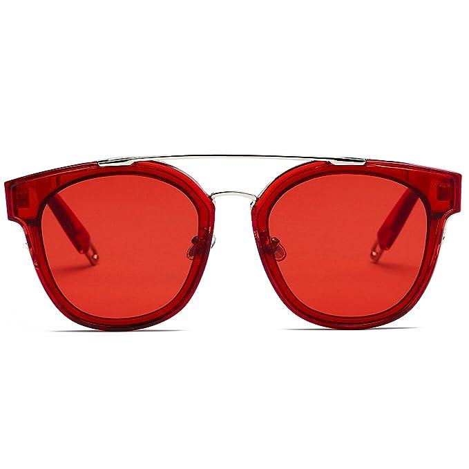 Amazon.com: SojoS SJ2038 Gafas de sol para hombre y para ...