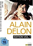 Alain Delon Edition - Vol. 1 [3 DVDs]