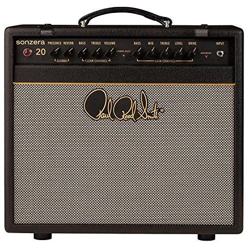 PRS Sonzera 20 20W 1x12 Tube Guitar Combo Amplifier Black