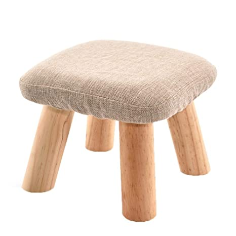 Pleasing Amazon Com Shoe Bench Stools Square Padded Footstool 4 Ocoug Best Dining Table And Chair Ideas Images Ocougorg