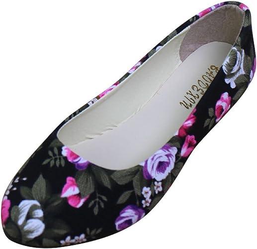 Ballerina Flat Ladies Pumps