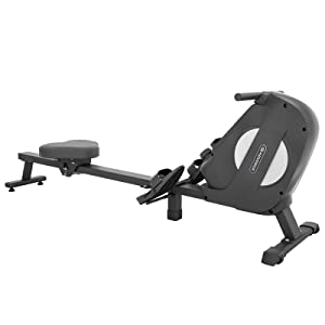 ADVENOR Magnetic Rowing Machine Foldable Rower with LCD Monitor