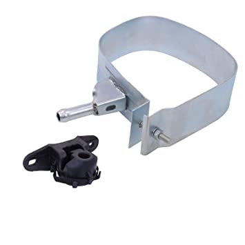 207 Montagesatz Auspuff Endtopf Topfhalter Schalldämpferhalter C3 Picasso