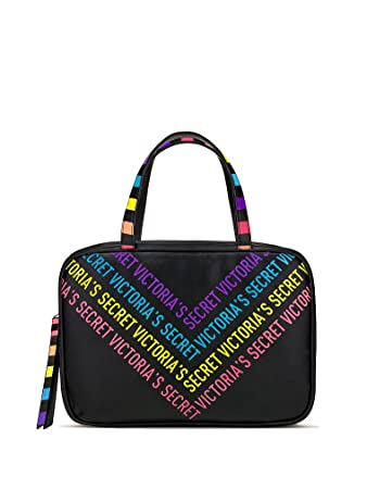 Image Unavailable. Image not available for. Color  Victoria s Secret  Rainbow Jetsetter Travel Case 2150913ffce8e