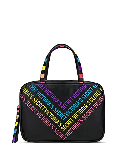 Victoria Secret Rainbow Jetsetter - Funda de viaje: Amazon ...