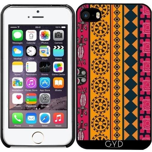 Coque pour Iphone SE - Afrique by wamdesign