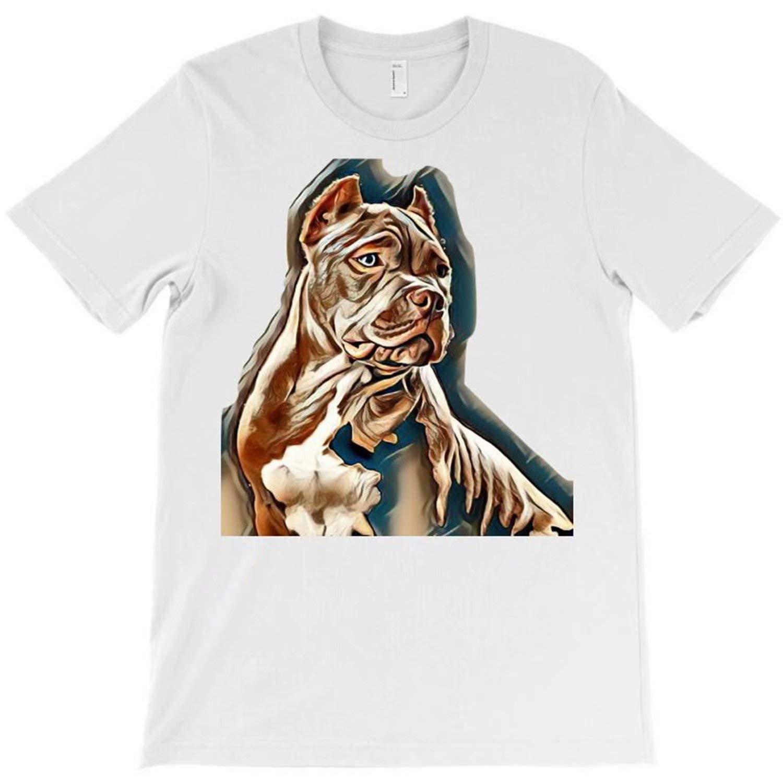Hocoo Baby Boys Girls Comfy Shirt Pitbull Dog Bully T-Shirt