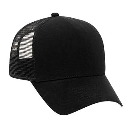 2e84eedb8 Amazon.com: Justin Bieber trucker hat Perse alternative Solid Black ...