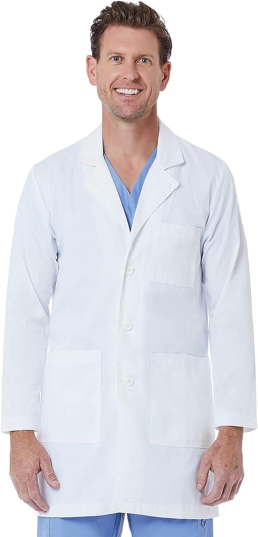 Maevn RED Panda Unisex Lab Coat: Clothing