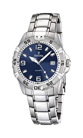 Festina Sport Mens Wristwatch With spare bracelet