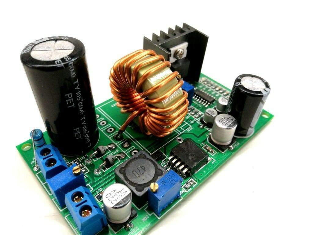 DC 12V to 150V-420V 220V DC Voltage Power PSU Board f Tube amp/Preamp/Filament