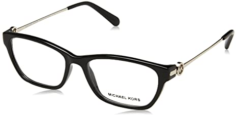 81f08ebb09d5 Image Unavailable. Image not available for. Colour: Michael Kors Deer  Valley Eyeglasses MK8005 3005 Black ...