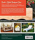 Hand-Built Outdoor Furniture: 20 Step-by-Step