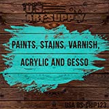 US Art Supply 3 Pack of Variety Size Synthetic