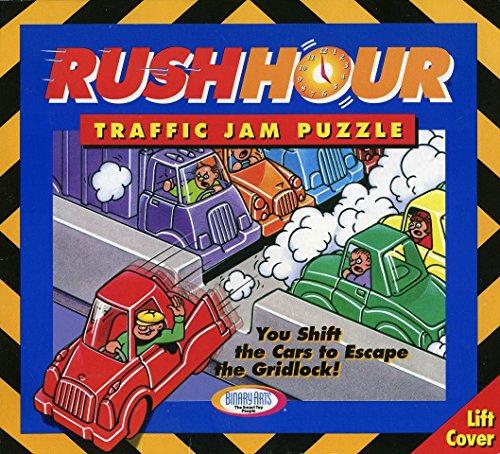 Binary Arts - Rush Hour - Traffic Jam Puzzle / Brain Teaser - 1996 Version