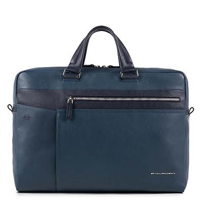 b033fa0eb7 Piquadro Ca4119w82 Borsa organizer portatutto, Uomo, Blu: Amazon.it: Scarpe  e borse
