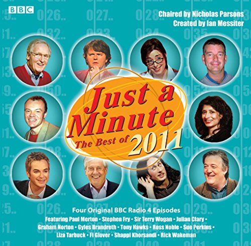 Just A Minute: The Best Of 2011 (BBC Audio) por Ian Messiter,Nicholas Parsons