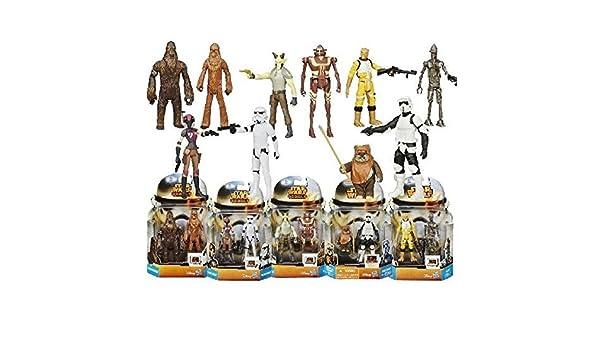 Hasbro MS17 Star Wars Mission Series Stormtrooper y Tie Pilot ...