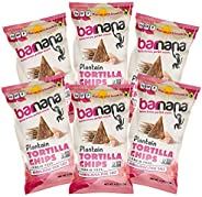 Barnana Grain-Free Plantain Tortilla Chips